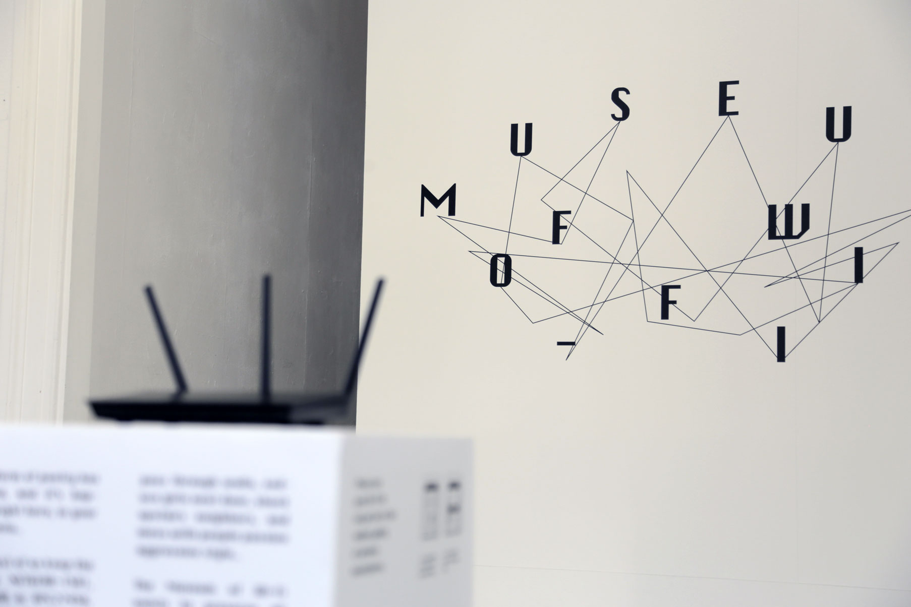 a museum of wifi