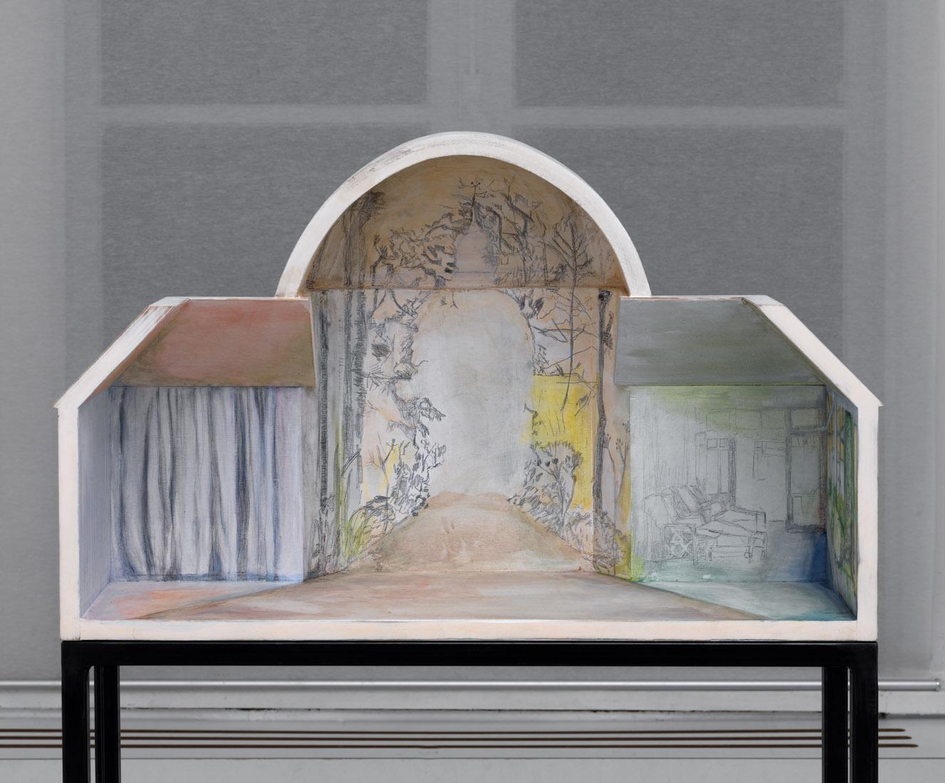 hili greenfeld, untitled sculpture, 2019