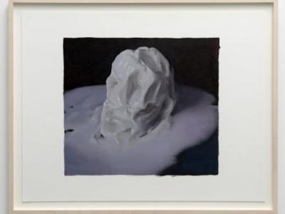 janice mcnab, skull (study), 2020