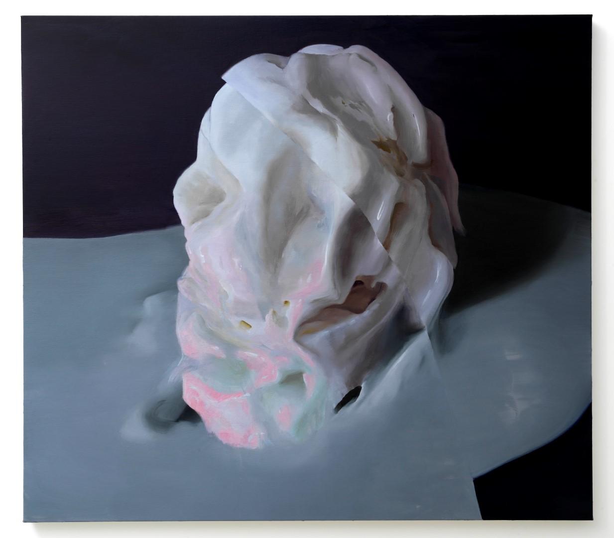 janice mcnab, skull, 2020