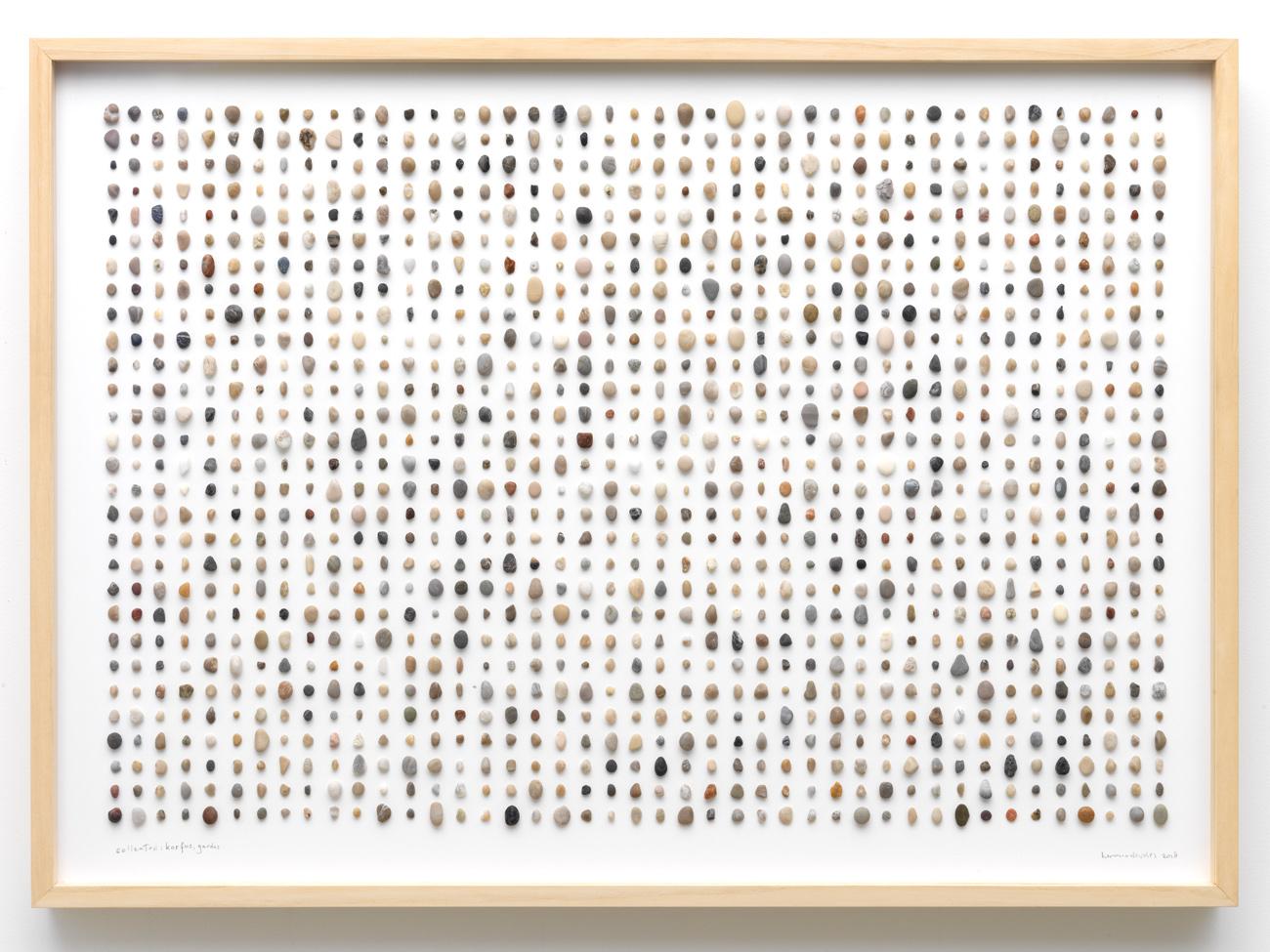 herman de vries, untitled: gavdos, 2018