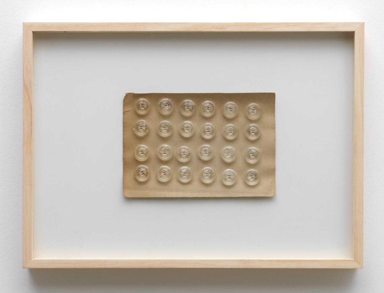 herman de vries, untitled, 2015